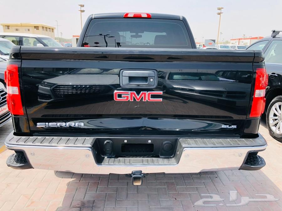 GMC sierra SLE 2015