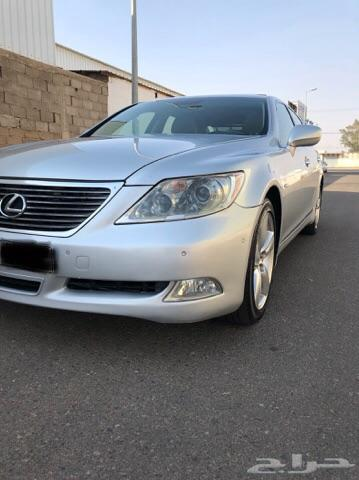 لكزس LS460L سعودي
