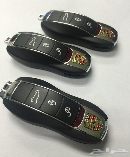 برمجة ريموتات بورش - بنتلي - رنج - BMW