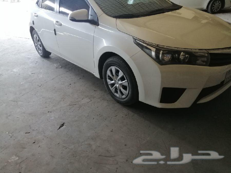 الرياض - كورلا 2015 بدي فيه رش