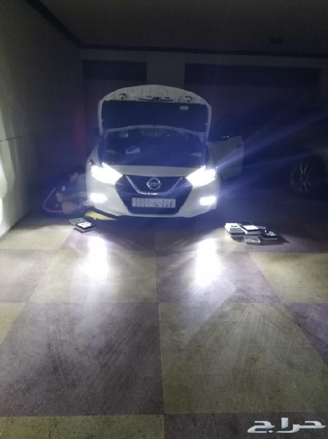 لاداعي للزينون بعد اليوم انارة LED