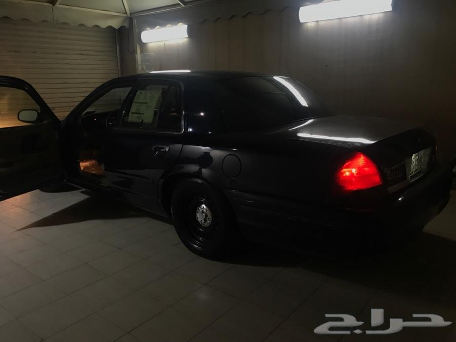 2001Ford Crown Victoria