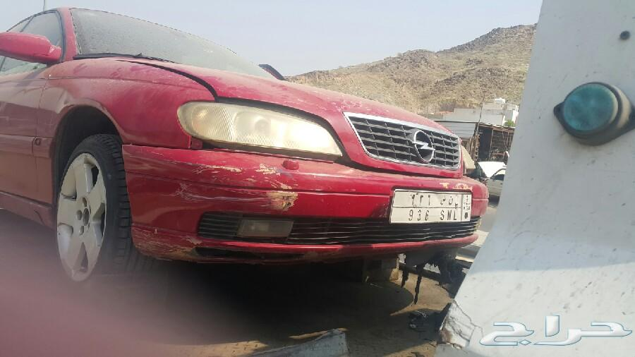 سيارة اوبل اوميغا 2003