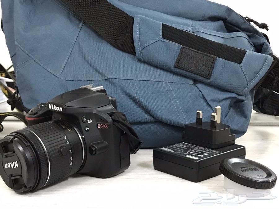 nikon كاميرا نيكون D3400