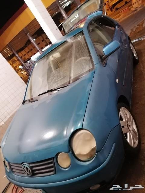 سياره بولو فلوكس واجن موديل 2003