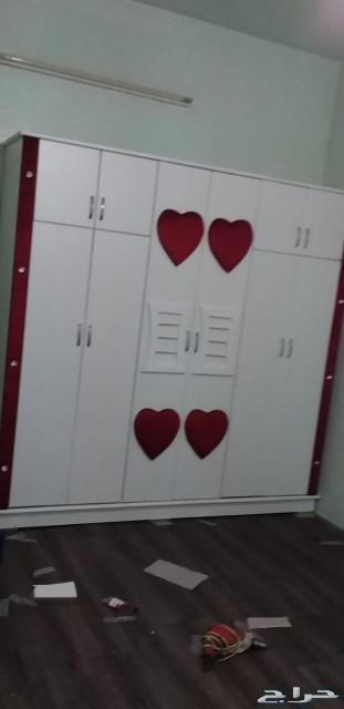 غرف نوم اطفال وطنيه