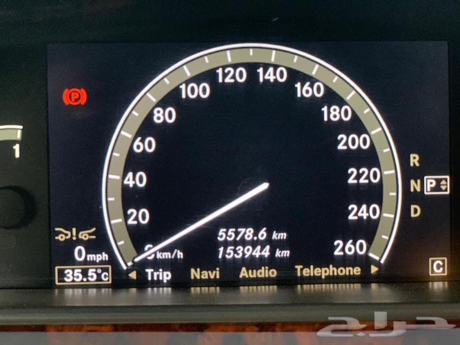 مرسيدس بانوراما 2006 - فئة 600