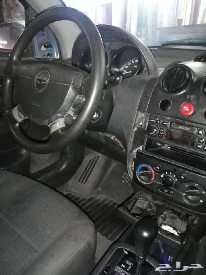 سياره افيو 2006 قير تاماتيك قزاز كهرباء