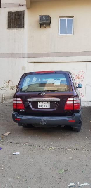 لاندكروزر Gxr 2004