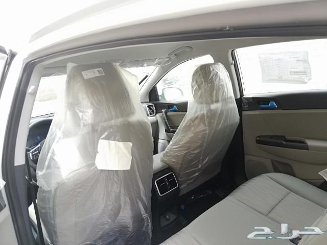 سيارة كيا سبورتاج للتنازل ب 2500 ريال