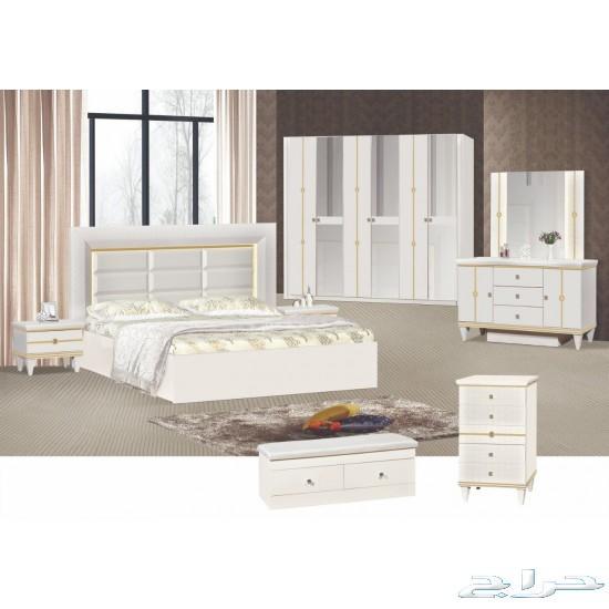 غرفة نوم نفرين موديل رقم 8880