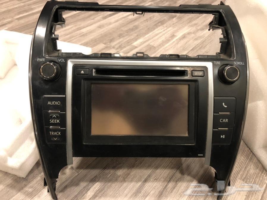 شاشة كامري 2012 للبيع