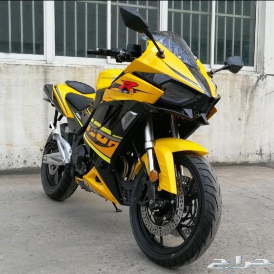 ريس 450 cc ماركة ابو جبعا