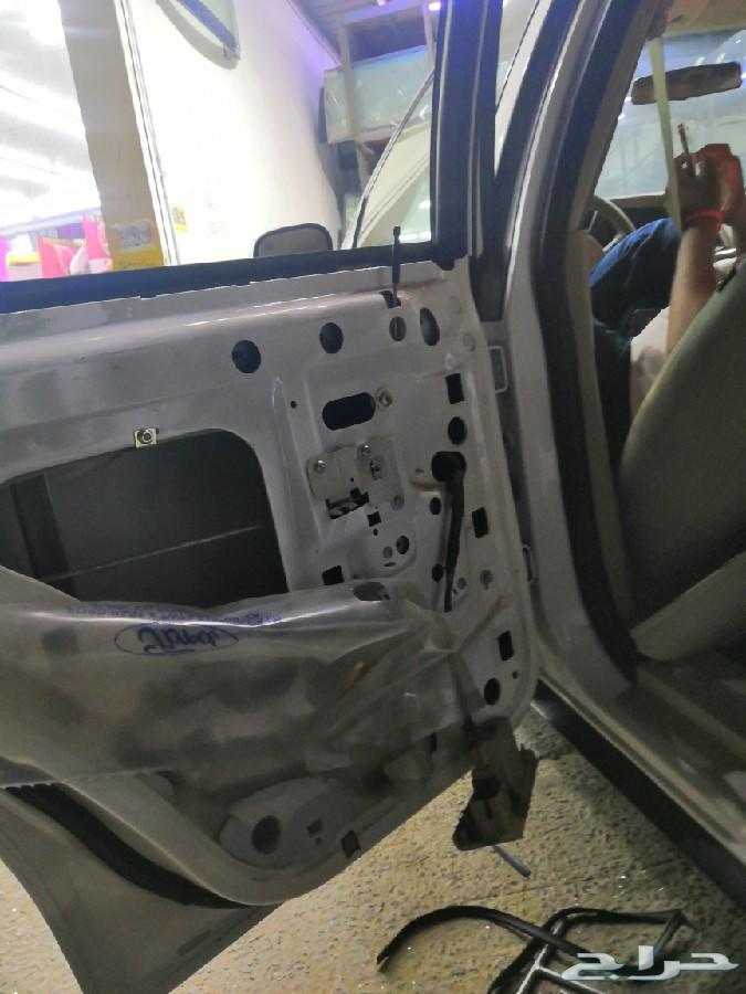 كيا كادينزا إصلاح زجاج الباب (المكينة)