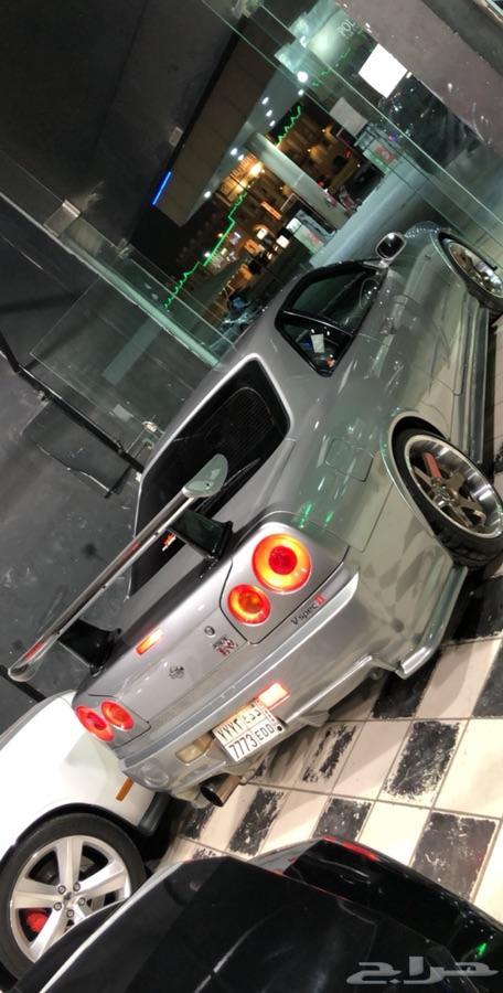 نيسان سكاي لاين GT-R
