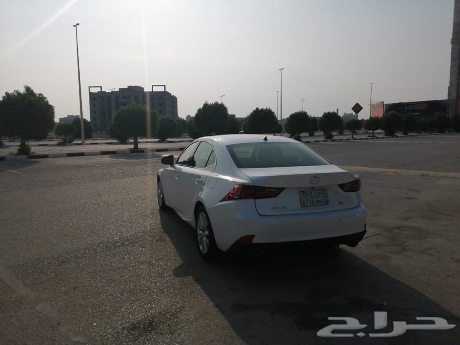 2014 Lexus IS250 نظيف