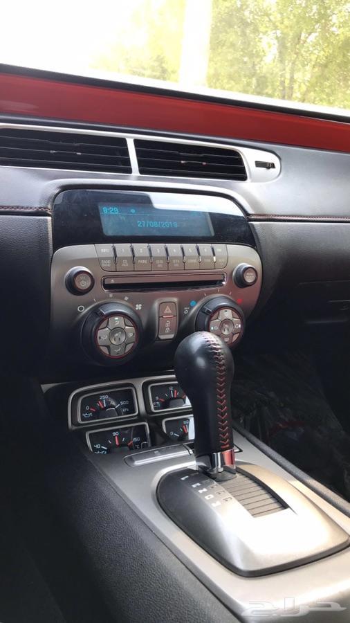كمارو 2012 RS