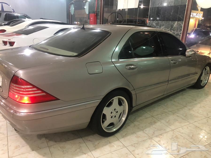 مرسيدس فياقرا SL 500
