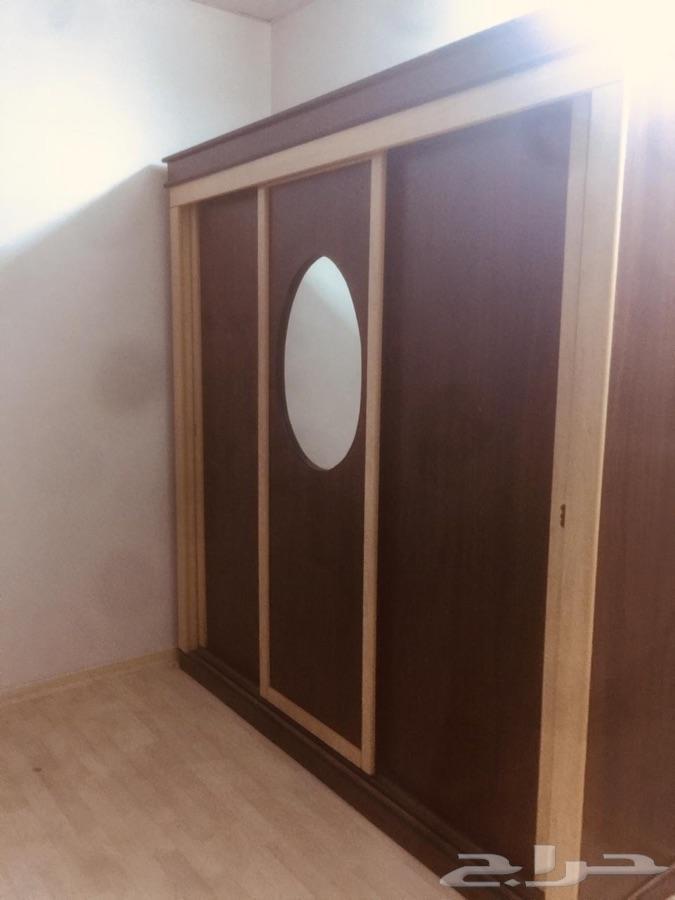 غرفة نوم للبيع شبه جديده