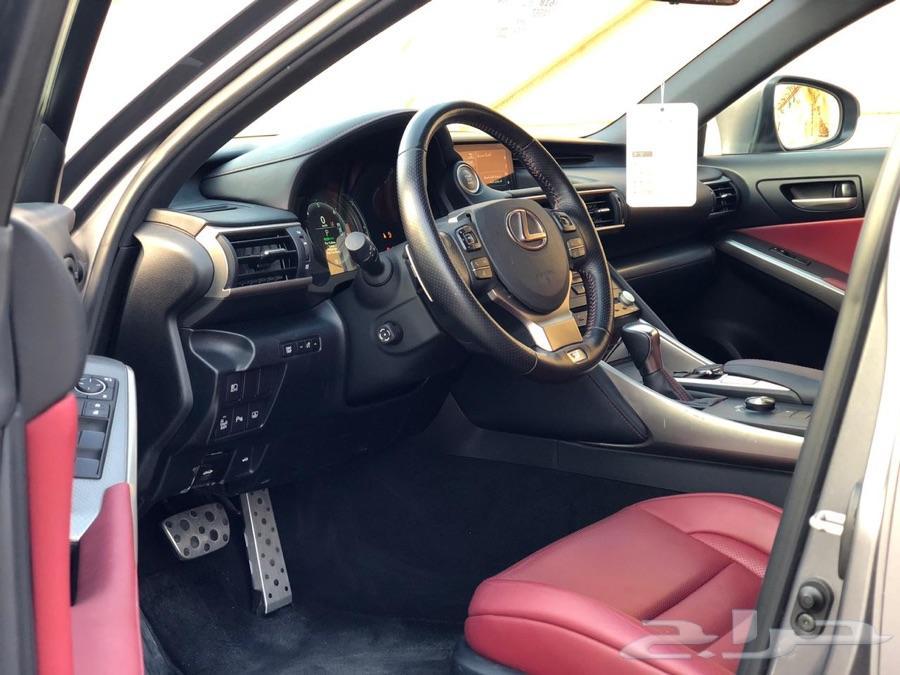 لكزس 2017 IS 350 F (( تم البيع ))