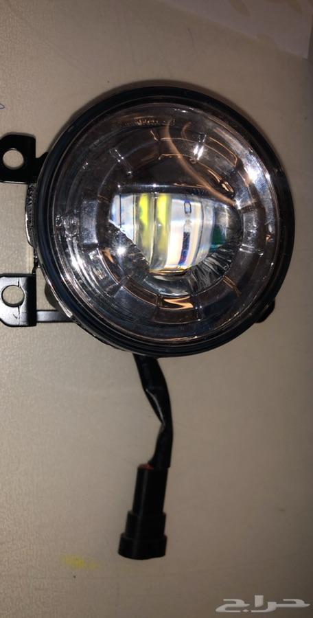شمعات LED وكشافات نيسان فتك