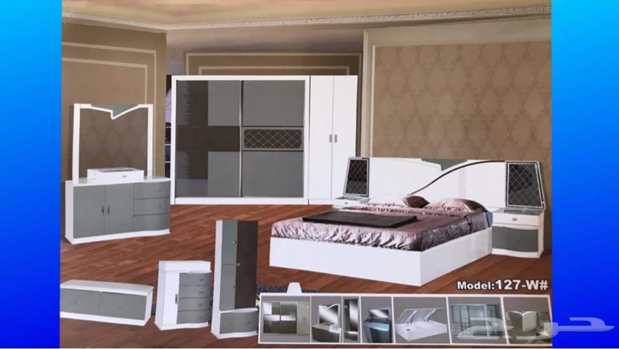 غرف نوم عصرية وجذابة تبدأ من 3950 ريال