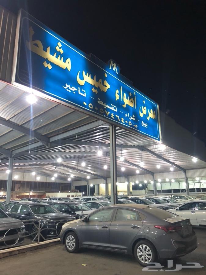 افالون 2019تورنق نص فل سعودي داخلي رصاصي