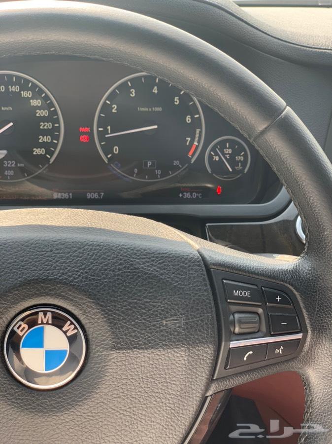 بي ام دبليو 2012 730Li سعودي