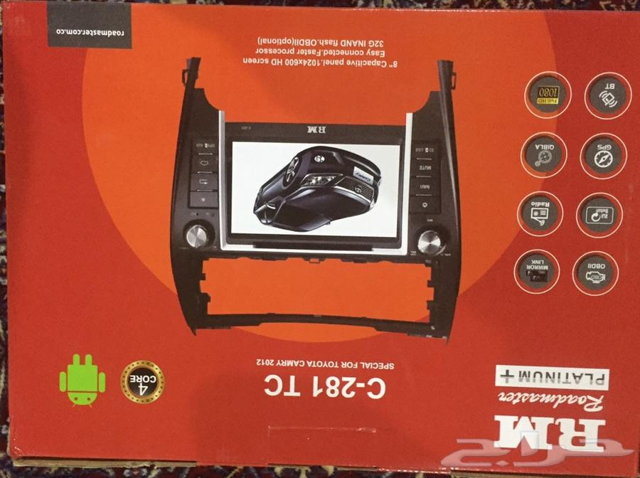 Toyota Camry 2016 17 18 Android  system
