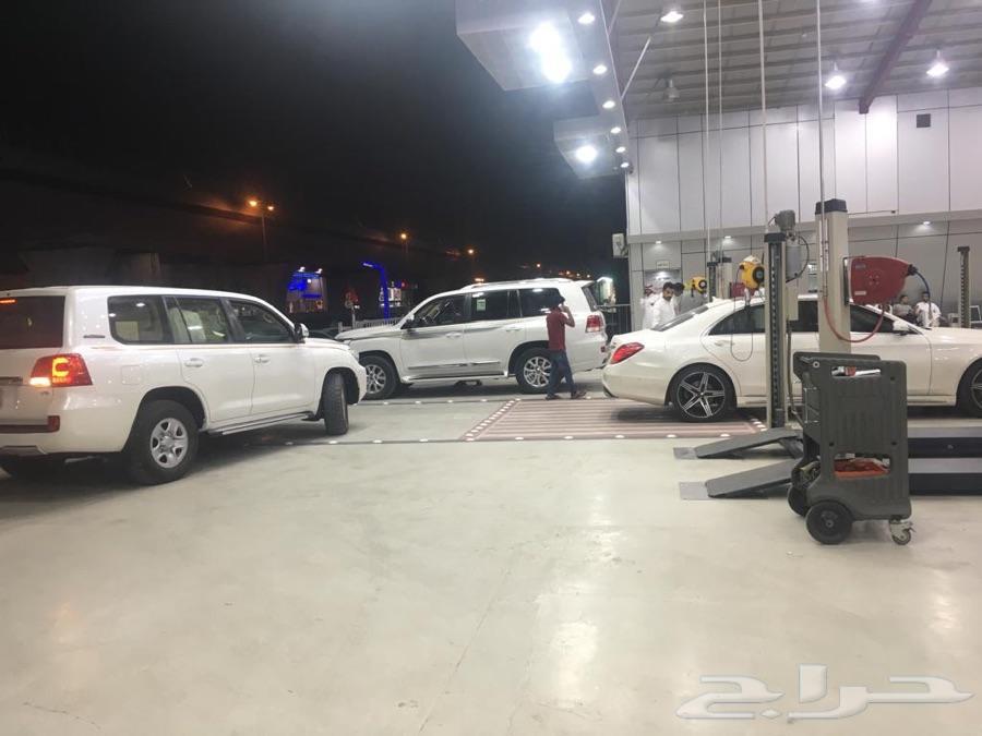 الضمان لفحص السيارات