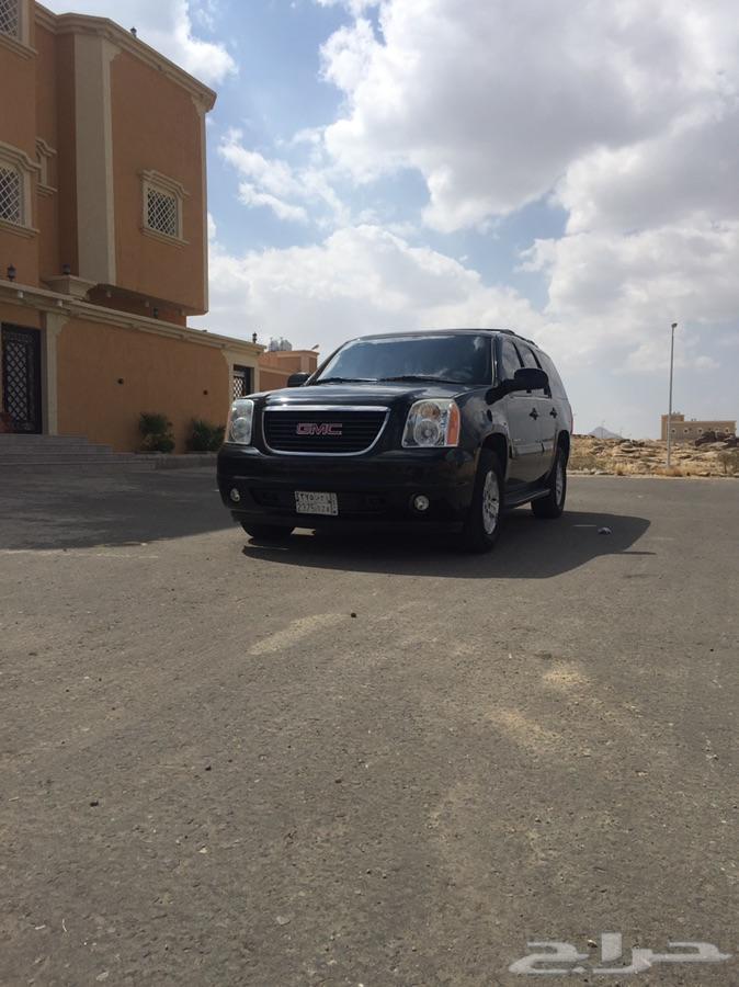يوكن 2009سعودي عداد314 الف بدون دبل
