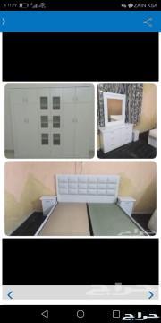 غرف نوم وطني جديدة السعر 1300مع توصيل وتركيب