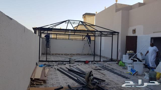 بناء تصاميم بيوت عربية