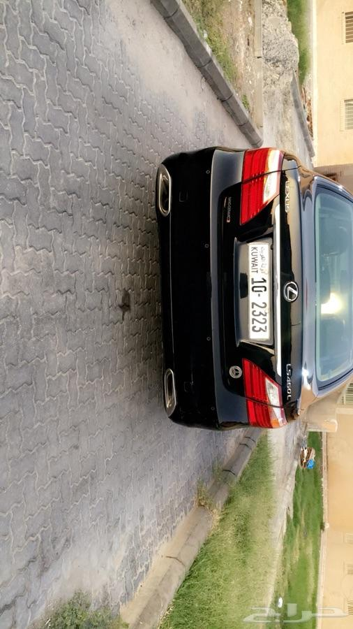 460L 2010 كويتي الساير