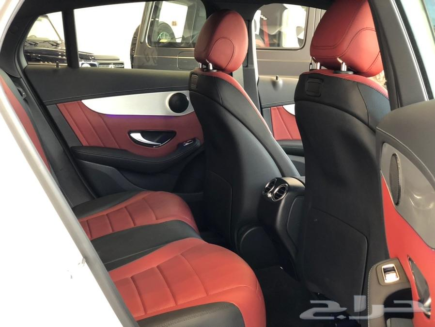 مرسيدس GLC 200 Coupe AMG
