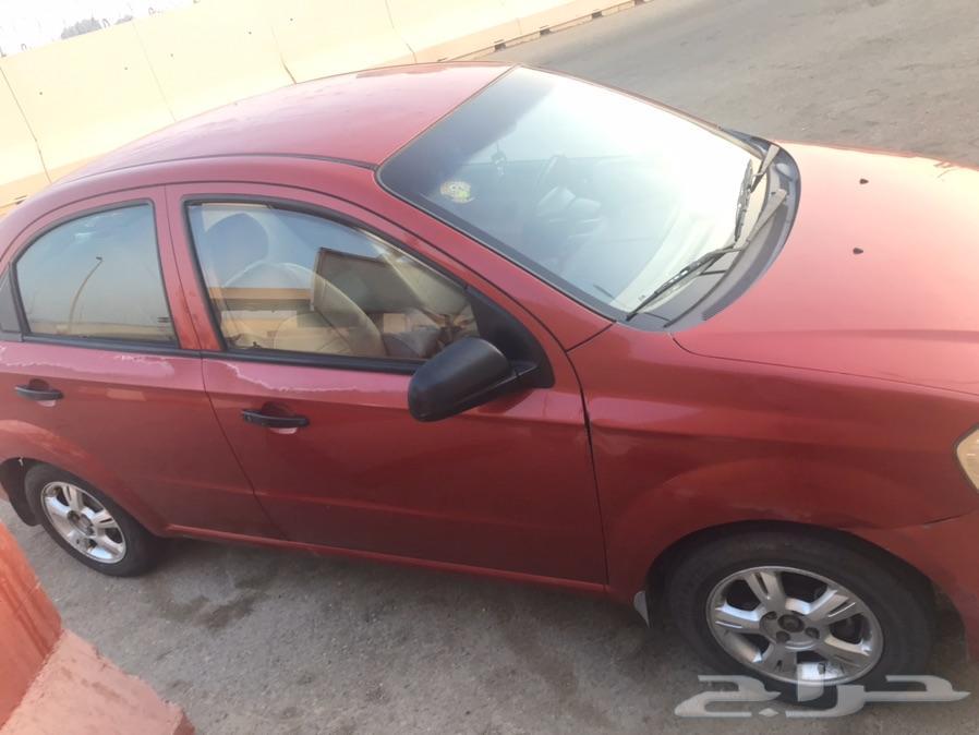 افيو 2010 اللون احمر