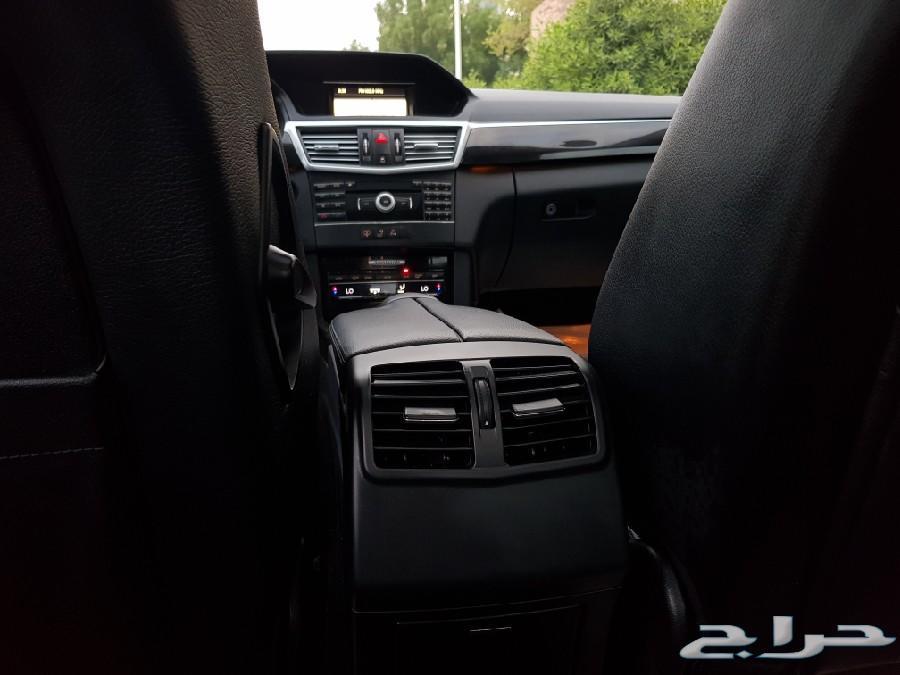 مرسيدس E300 2010 (( تم البيع ))