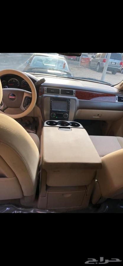 سيارة يوكن للبيع موديل 2014