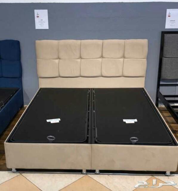 سرير تركي جديد بالكرتون