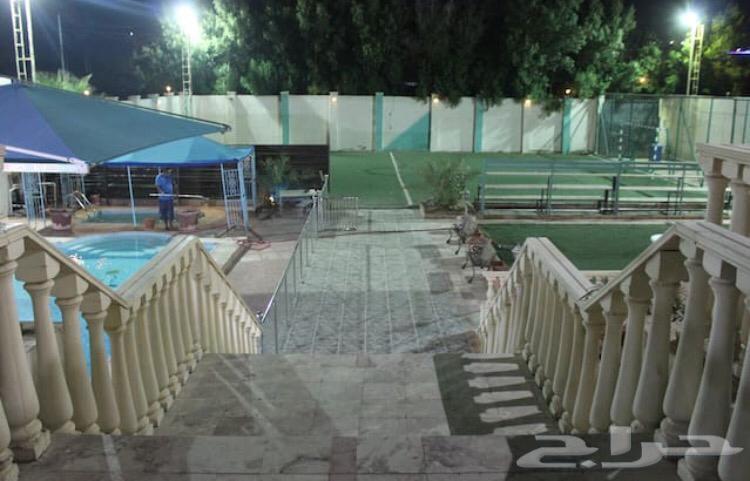 استراحة الريفيرا (مسابح وملعب   عروض )