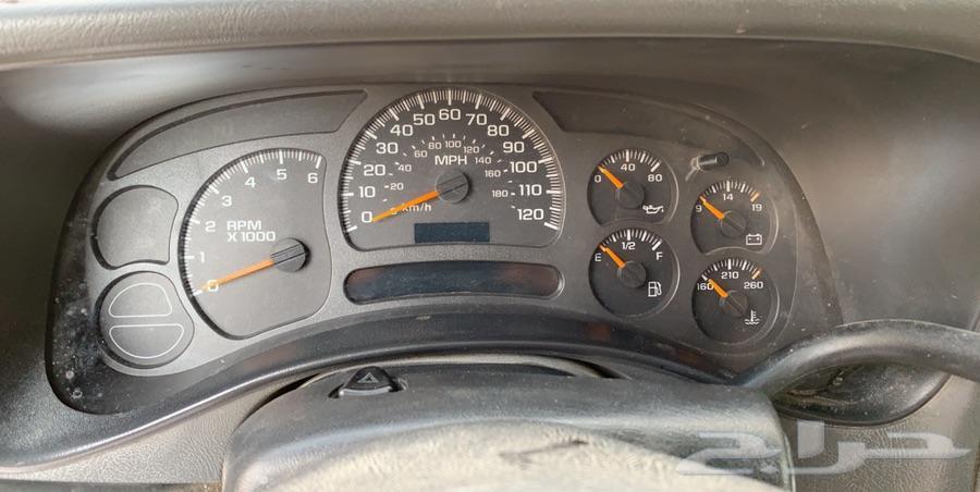 تاهو 2004 للبيع