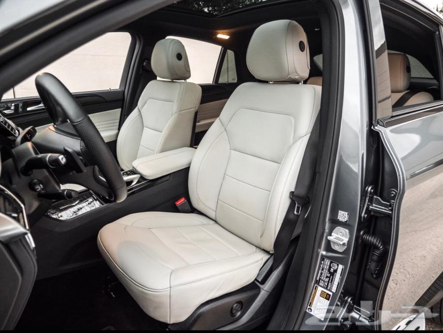 2017 Mercedes GLE43 AMG