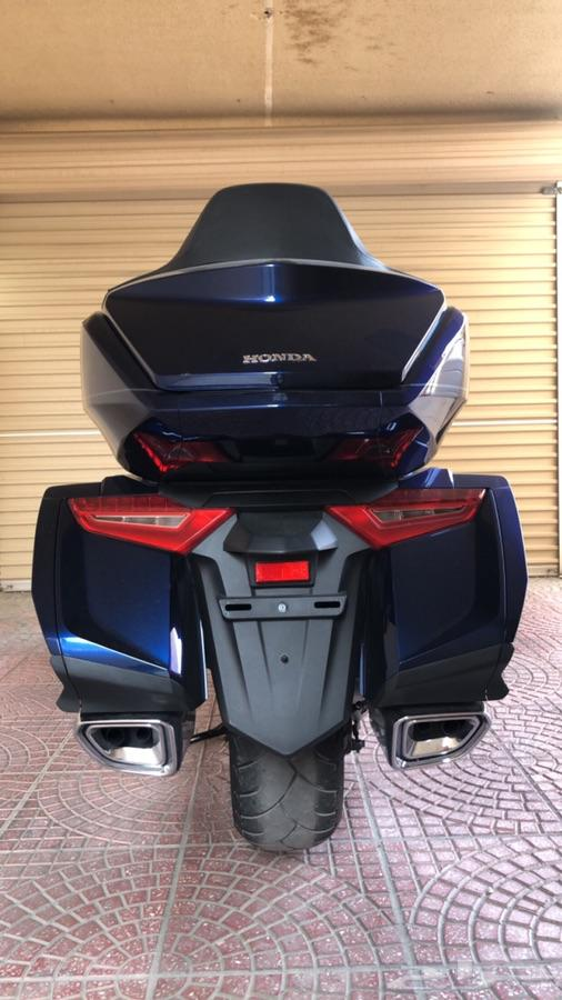 قولد وينق 2018 GOLDWING