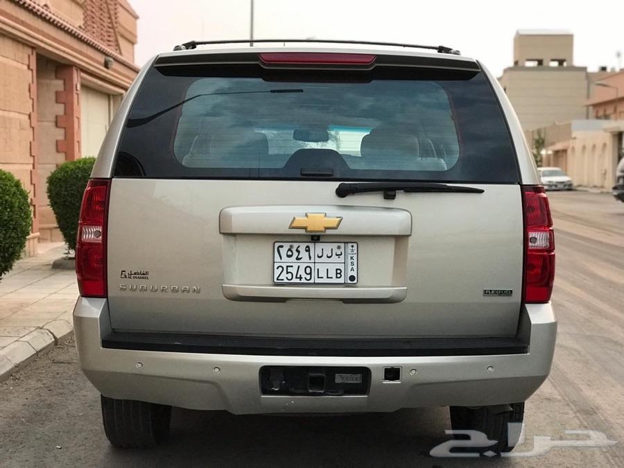 تاهو 2012 نص فل سعودي دبل نظيف جدااا