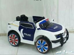 سيارة شرطه مميزه