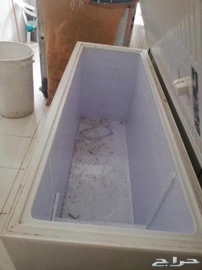 مكيف 24 ومكينة قصب وثلاجة طرح وفلتر وماسة