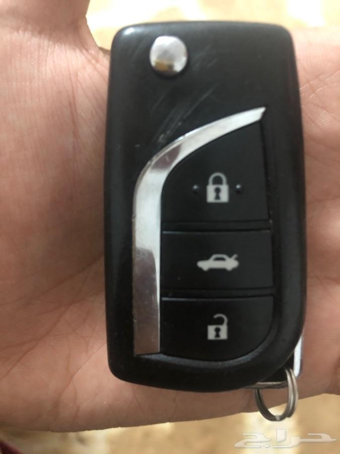 مفتاح كامري