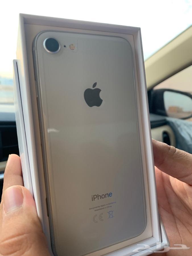جوال ايفون 8 ثلجي