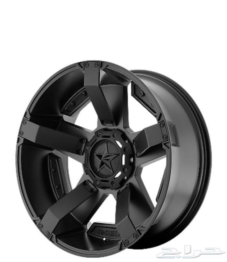 جنوط من نوع XD series wheels مقاس 20