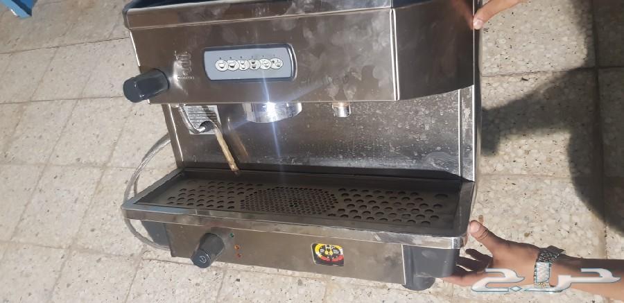 مكينة قهوة ايطالي